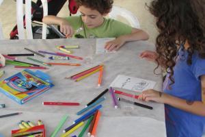 פעילות יצירה לילדים